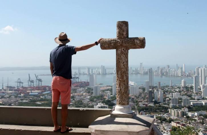 Cartagena desde arriba