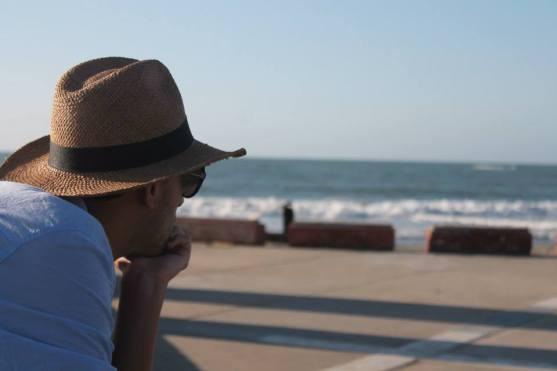 La playa de Cartagena