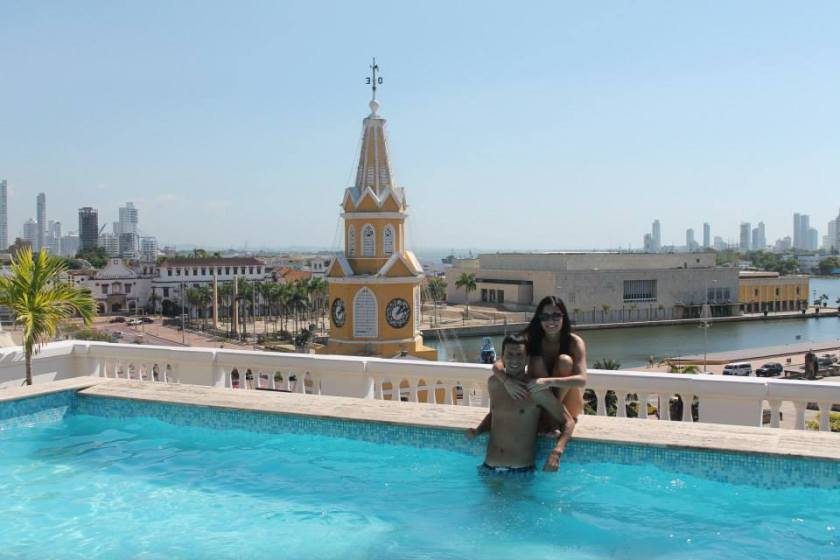 Colombia-Cartagena-Hotel-Torre-Reloj