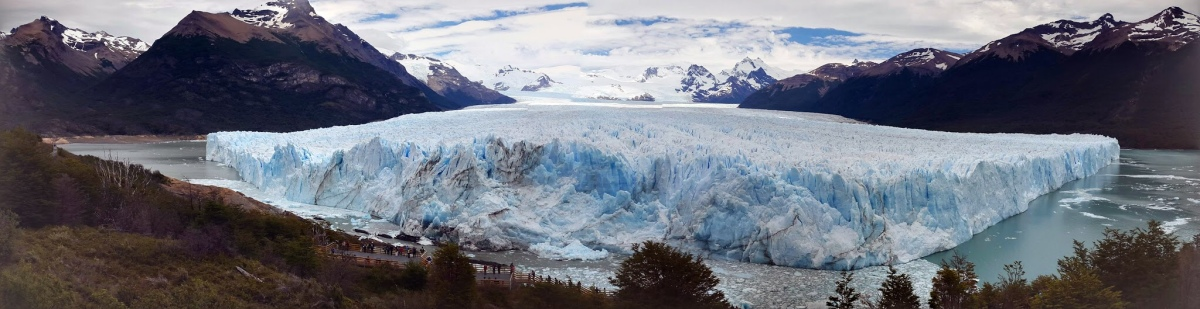 Patagonia: El Calafate yChaltén