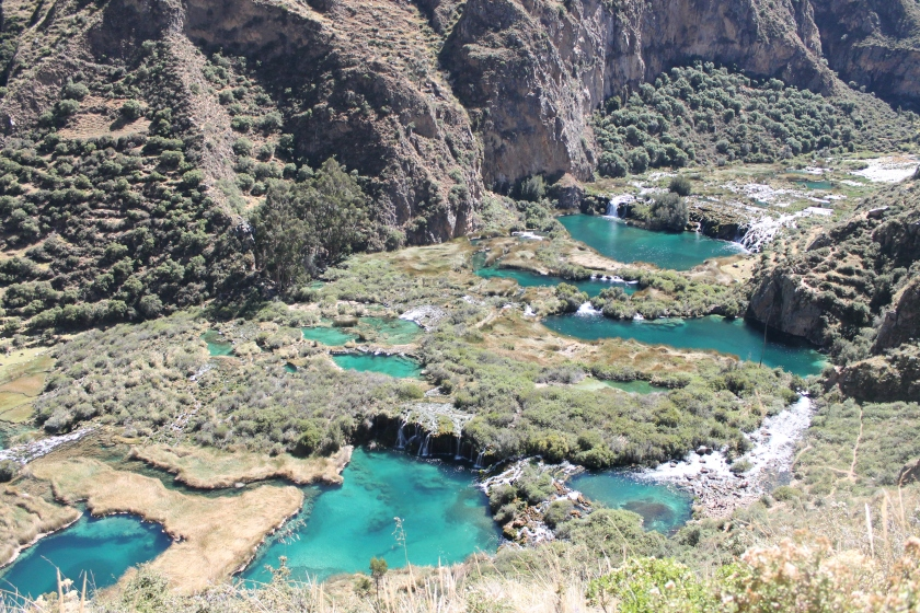 Ruta-Huancaya-Vilca-Peru