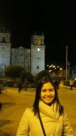 Peru-Puno-Plaza