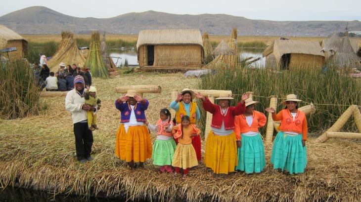 Peru-Puno-Uros