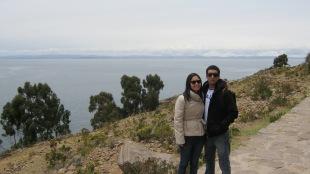 Peru-Puno-Titicaca