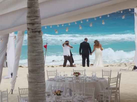 Cancún-Matrimonio