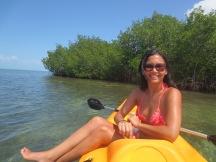 Belize-Caye-Caulker-Kayak