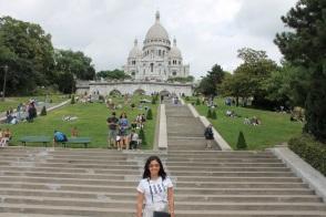 Sacré-Cœur-Paris-Francia
