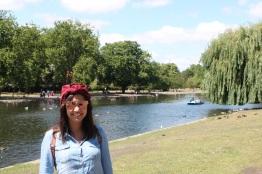 Londres-UK-Regent's-Park
