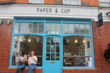 Londres-UK-Shoreditch-Paper-Cup
