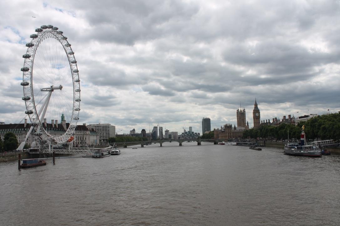 Londres-UK-London-Eye