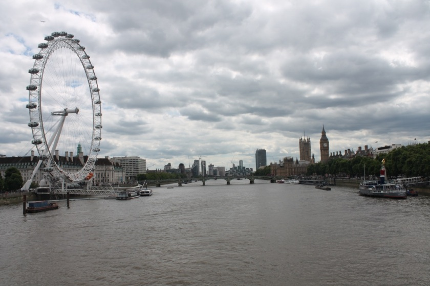 Londres-UK-London-Eye