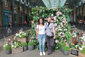 Londres-UK-Covent-Garden