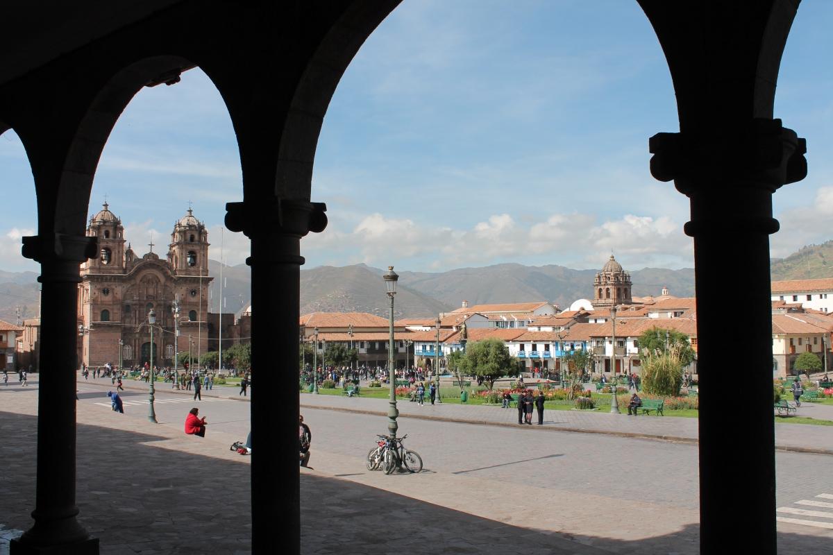 Plaza-Cusco