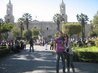 Plaza de Arequipa