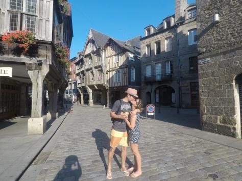 Francia-Dinan-l'amour