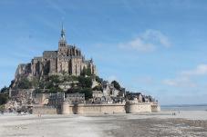 Francia-Mont-Saint-Michel-Vista