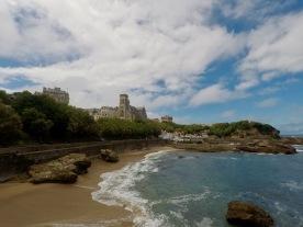 Francia-Biarritz-Vista