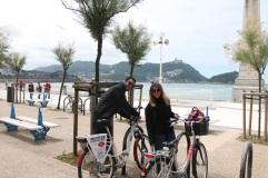 España-San-Sebastián-Playa-Concha-Bici