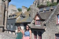 Francia-Mont-Saint-Michel-Calles