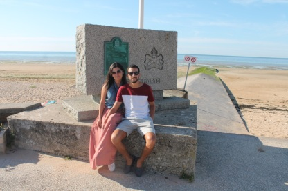 Francia-D-Day-Beaches-Memorial