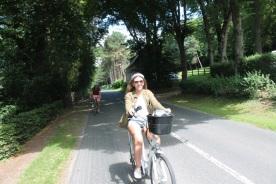 Francia-Honfleur-Bici