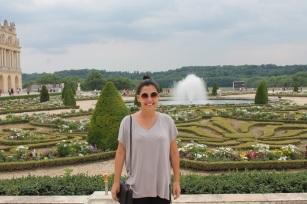 Francia-Versalles-Jardines